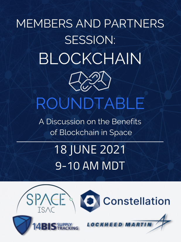 Protected: Members and Partners Session: Blockchain Roundtable
